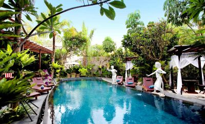 Water Lily 1bed villa
