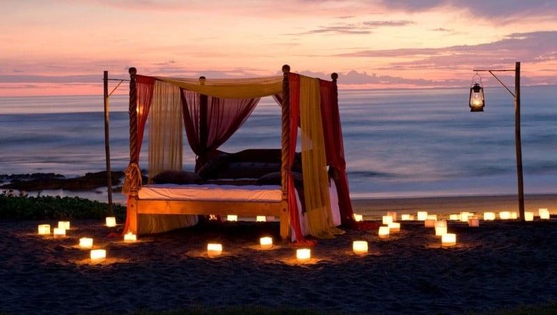 Top 15 romantic restaurants in Canggu & Seminyak