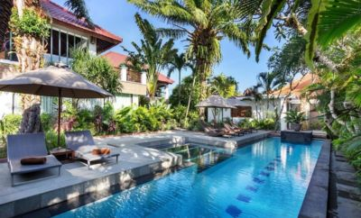The 10 best private pool villas in Seminyak