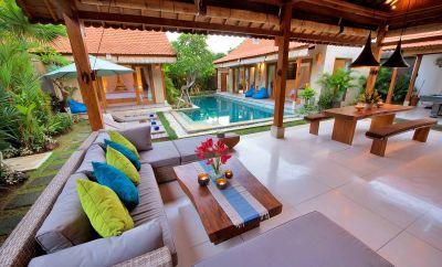 Tamantis 6bed villas 2 & 3